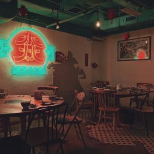 銅鑼湾「十下 SUPPA」レトロで可愛い店内でいただく絶品火鍋!