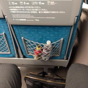 久々の仕事での新幹線と、メルマガ第1回のご報告