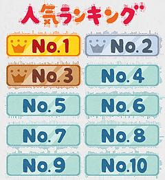 ふるなび 3部門でNo.1を獲得