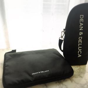 今日からレジ袋有料 | DEAN&DELUCAのレジカゴバック届いたよ | 水筒はまだ買えるよ