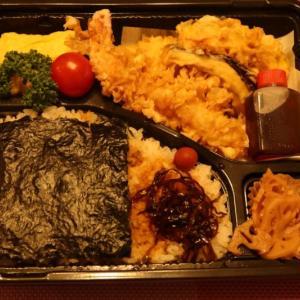 浅草の天ぷら名店【三定】の特製弁当が、美味しくておすすめ(^^♪※詳細情報あり