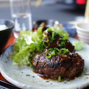 塩麹の美味しさが際立つ☆ハンバーグ定食をGOTOEATで【ボンズハウス両国】※詳細情報あり