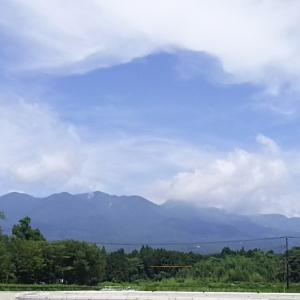 山小屋通信!0727(火)晴れ