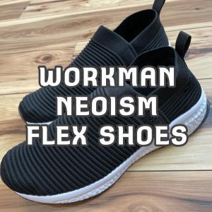 【ワークマン】2021年新作のネオイズム『フレックスシューズ』は履きやすさはそのままに、機能性がアップ!