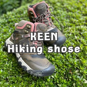 KEENの防水ハイキングシューズ『リッジ フレックス ミッド ウォータープルーフ』を初履きで5時間歩いてみた!【PR】