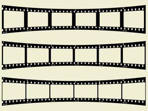 フィルムフレーム・黒(フレーム素材)