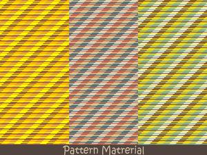 斜めストライプ(パターン素材)