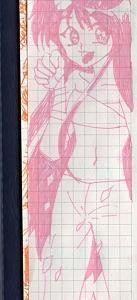 手帳★4〜4月のページ。