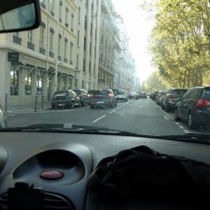 フランス公共交通事情 不便極まりない。