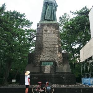 桂浜と坂本龍馬☆