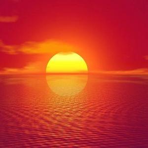 日の出と日の入りの位置が日本とは違う!カナダ・モントリオール