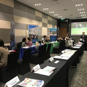 スクールフェアに参加|上海のインターナショナルスクールや帰国後の学校選びに