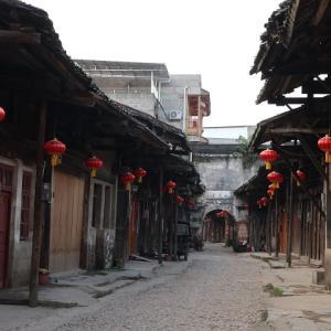 大圩古鎮を散策!漓江沿いのレトロな小さい村|桂林観光におすすめ