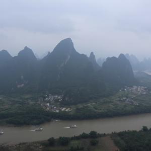 相公山へ登山!桂林・陽朔観光に絶景穴場がおすすめ|漓江と山の撮影スポット