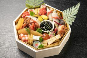 おせち料理は今年も和久多さんで。。。