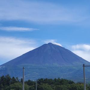 富士山なんだけど、、
