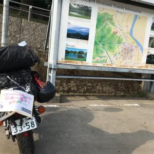 【世界遺産 中尊寺に参る】バイクで日本一周中