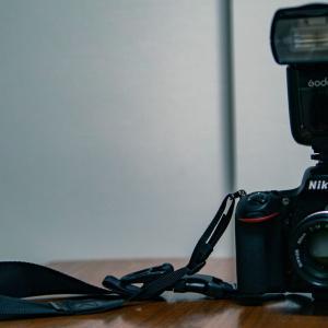 外部ストロボのGodoxのTT600を購入。物撮りに使えそう。