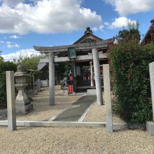平城宮跡の南に佇む【北新天満宮】(きたしんてんまんぐう)奈良市二条大路南