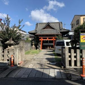 【恵比須神社】(えびすじんじゃ) 大和郡山市車町