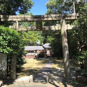 【釣殿神社】(つりどのじんじゃ)奈良市佐紀町2700
