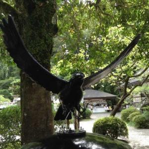 YATAGARASU/ Three-legged crow