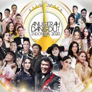 Anugerah Dangdut Indonesia 2020 結果は?