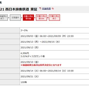 PO抽選結果のご報告 西日本旅客鉄道 X