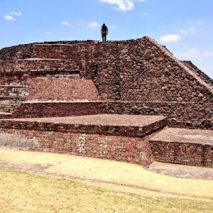 【トルーカ観光】トルーカの市中観光とカリストラワカ遺跡に行ってみよう!