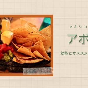 【栄養満点!】アボカドの効能とメキシコ料理レシピをご紹介!