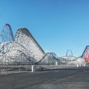 """【観光】絶叫系テーマパーク""""Six Flags""""とは!?"""