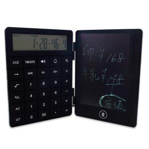 新入荷!電子メモ デジタルメモ 電卓メモ 電子メモパッド ワンタッチ消去 ペン付き USB 充電