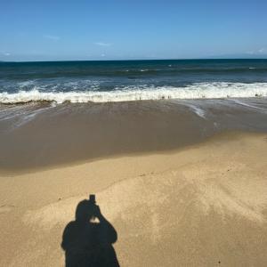 海辺でスピリチュアルリトリート