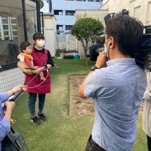 コロナ禍の保育園について@明日23日のテレビ愛媛さんにてご紹介いただく予定です