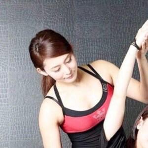 念願の♡ Norikoさんのトレーニング&レッスン@ママハウス