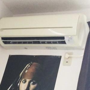 エアコンは特別な家電...なのよ🤔
