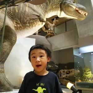 猛暑の夏は恐竜だ!