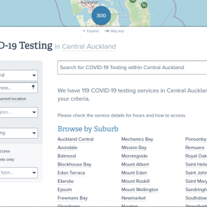 ニュージーランドでPCR検査を受けました(結果は陰性)