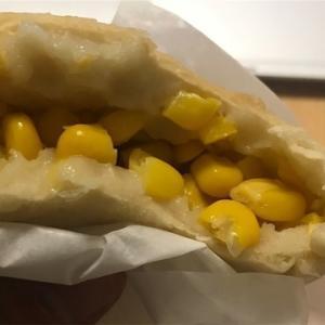 北海道展のコーンパン