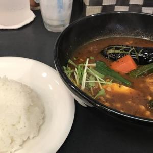 スープカレー好きの私が、仙台で今お気に入りのお店がこちらです。