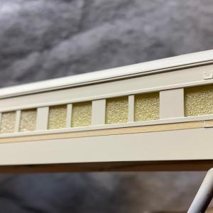 FUJI MODEL マイネ40の制作② 塗装