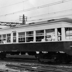 南海電鉄 初代こうや号の写真