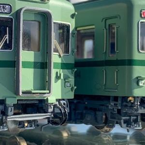 U-Train製 南海22001系 完成写真です~。