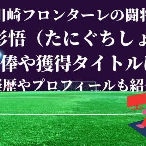 谷口彰悟(たにぐちしょうご)の年俸や年俸推移は?経歴やプロフィール、獲得タイトルも紹介!