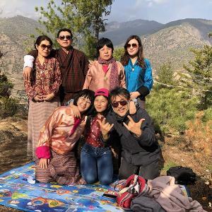ブータンの家族 その2