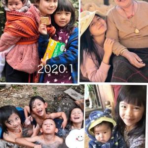 子供たちの笑顔はじける! ブータンのお正月
