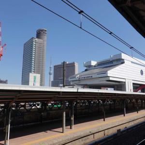 24.謎の高床式建造物は現代の見世物小屋でした - 江戸東京博物館(東京都墨田区)