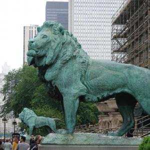 米国の美術館 - シカゴ、ミルウォーキー