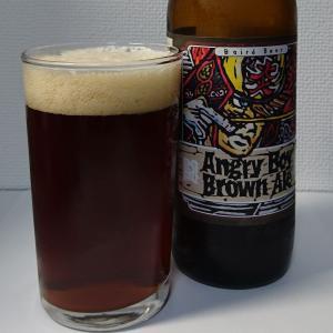 アングリーボーイ・ブラウンエール(Angry Boy Brown Ale)/ベアード・ブルーイング