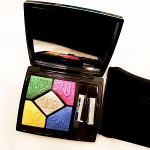 【Dior】ホリデーコレクション サンククルール〈ハッピー2020〉パーティーインカラーズ